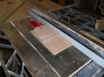Doubler cutting sled