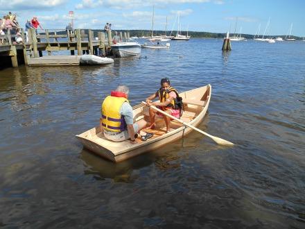 ernstoff rowing