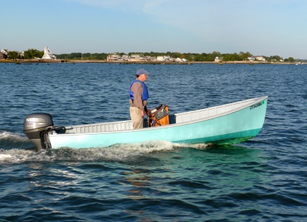Jericho Bay Lobster Skiff 2