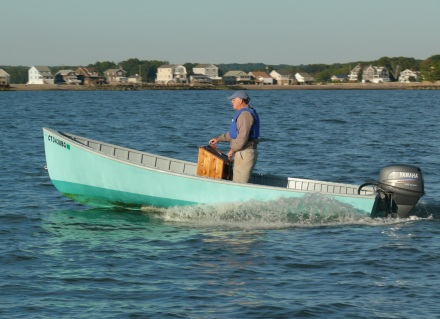 Jericho Bay Lobster Skiff 3