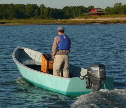 Jericho Bay Lobster Skiff 4
