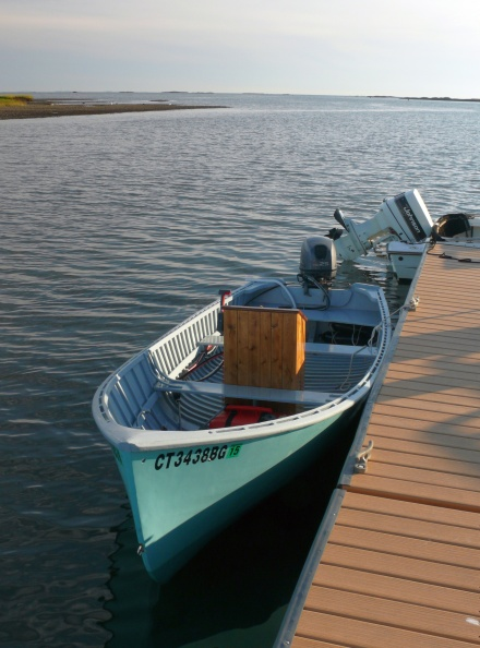 Jericho Bay Lobster Skiff 5