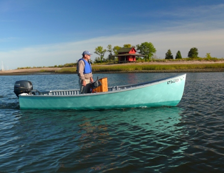 Jericho Bay Lobster Skiff