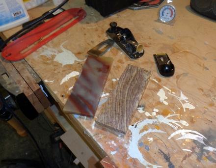 Tardis sharpening sytem.  Cost = free!