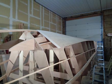 starboard planking