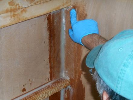 Sealing the edges