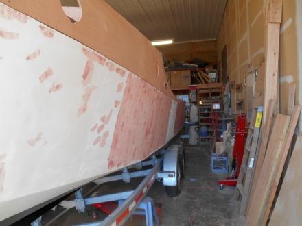 Port side refairing