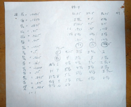 Camber calculation sheet -- nobody said this would be easy