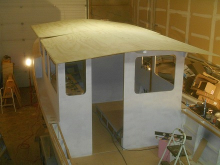 roof dry fit overhead
