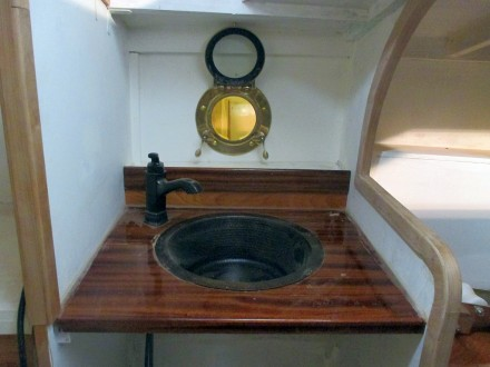Port over sink