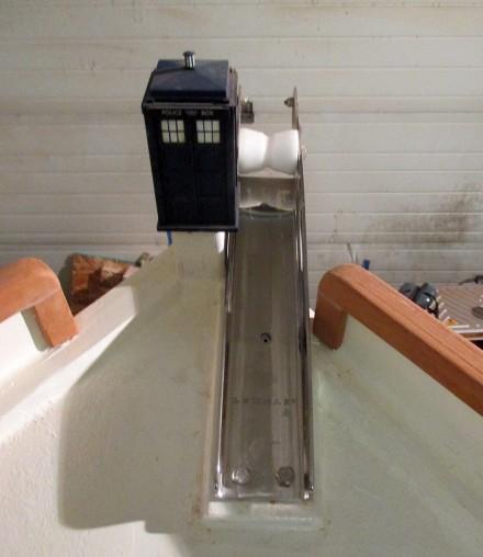 Anchor roller dryfit
