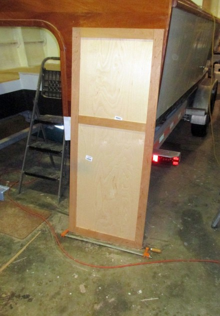 Head door dryfit